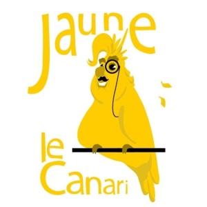 Jaune le Canari